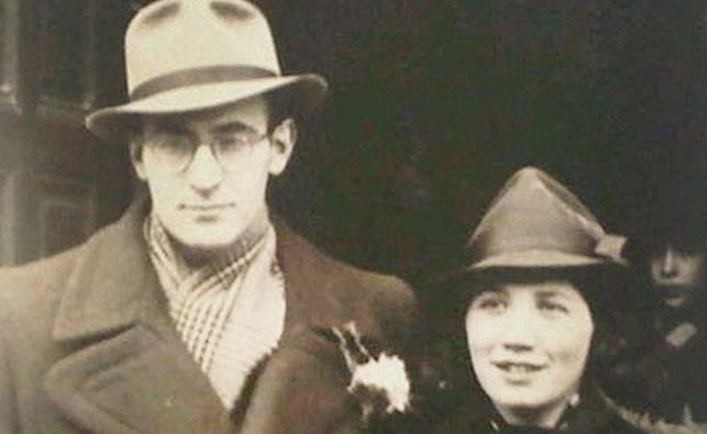 תמונת בני הזוג