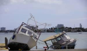 מנזקי הסופה אירמה - הוריקן נוסף עומד להכות באיים הקריביים