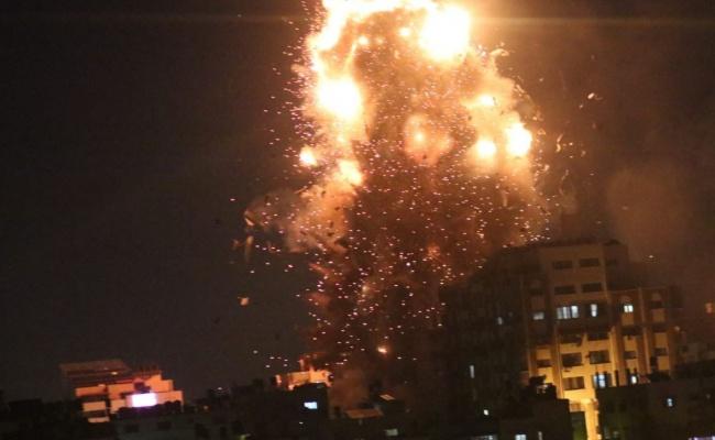 אש בדרום: 400 שיגורים, 90 יירוטים ועשרות תקיפות בעזה