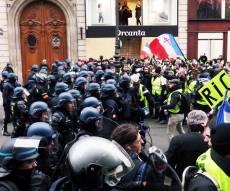 פריז: ניצולת שואה הותקפה מילולית ברכבת