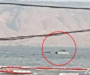 סירה נקלעה למצוקה בכנרת וחולצה בשלום • תיעוד