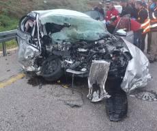 זירת התאונה, הבוקר
