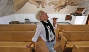 ביל לוין ב'כנסייה'