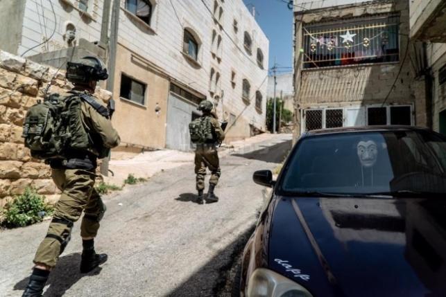 המצוד נמשך; בית פלסטיני כותר לשווא