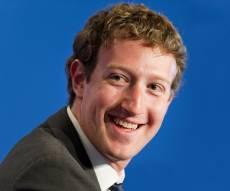 מארק צוקרברג מייסד פייסבוק