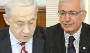 פרופ' מור יוסף וראש הממשלה
