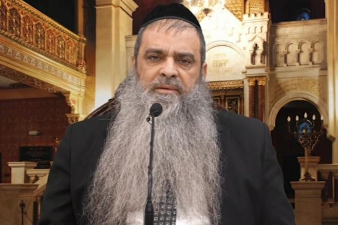 הרב רפאל זר: בבתי הכנסת יש פושעים. צפו