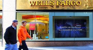 ענק הבנקאות האמריקאי וולס פארגו