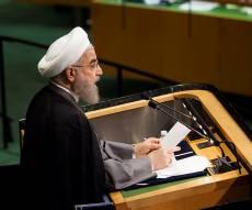 """נשיא איראן חסן רוחאני - """"בעוד 25 שנה מעכשיו - ישראל לא תתקיים"""""""