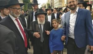 הרב ליפא רבינוביץ