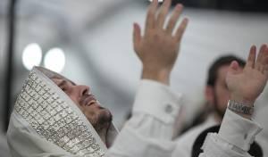 תפילות ראש השנה באומן | גלריה מעוררת