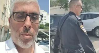 העיתונאי החרדי בא לעירייה ועוכב במשטרה