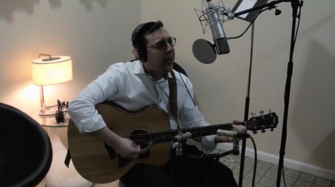 שוע קסין בסינגל לכבוד שחרורו של רובשקין