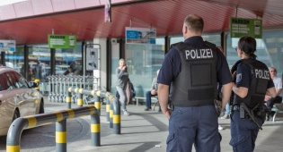 שוטרים בברלין