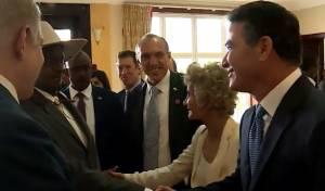 לאחר פגישת נתניהו: הבכיר הסודני התפטר