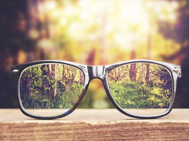 משקפי שמש. אילוסטרציה