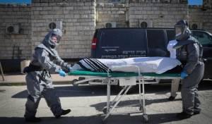 מניין המתים מ'קרונה' בישראל טיפס ל-31