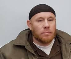 """ולנטין מזלבסקי בבית המשפט, היום - הורשע היהודי שהתאסלם והצטרף לדאע""""ש"""