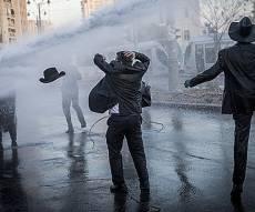 הפגנות 'הפלג' בירושלים - 'הפלג' מודיע לנהגים: היום נפגין בכביש 1