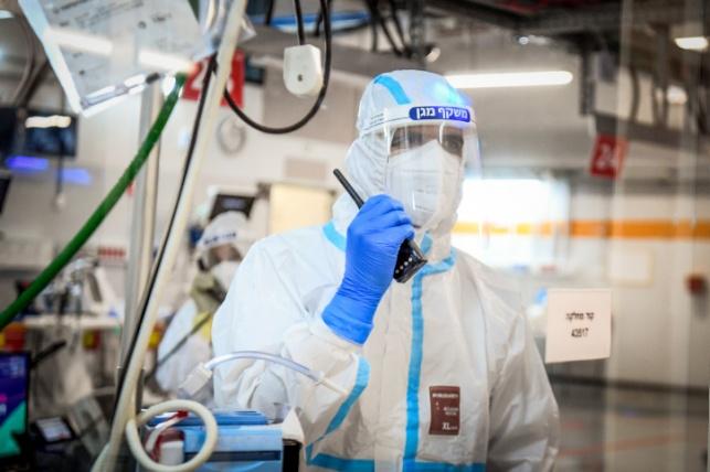 התפרצות הנגיף: 7,403 חולי קורונה פעילים