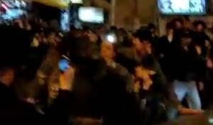 """עצורים בהפגנה נגד מעצר """"רבקה השבויה"""""""
