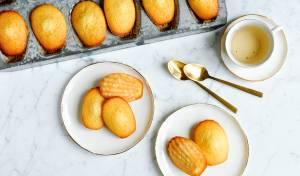 עוגיות מדלן צרפתיות