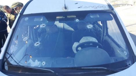 מחבל ניסה לדרוס בכביש 443 - ונוטרל