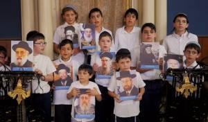 """נכדי הרבנים הראשיים שרו יחד: """"וזכני לגדל"""""""