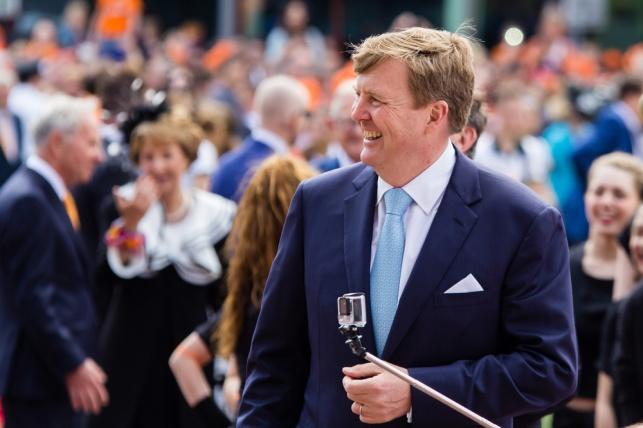 מלך הולנד, וילם אלכסנדר