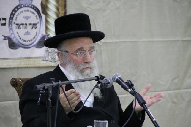 הרב שמואל אליעזר שטרן