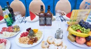 ערב ראש השנה בקהילה היהודית במוסקבה