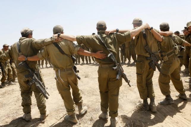 חייל שלחם בעזה נגד הפסקת האש