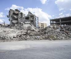 ההרס בסוריה - המלחמה בסוריה בעיצומה: מאות הרוגים