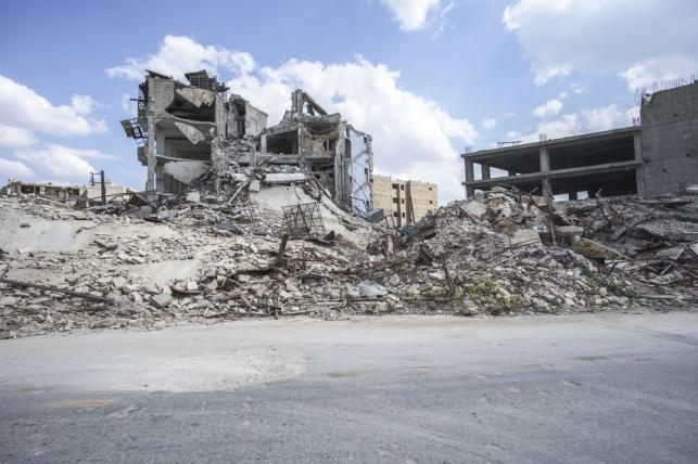 ההרס בסוריה