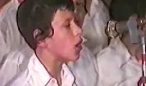 """""""שמע בני"""": הילד חיים ולדר - שר סולו • צפו"""