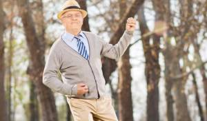 שרירים חזקים גם בהזדקנות. אנשור פלוס אדוונס. אילוסטרציה