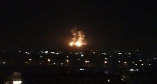 פרטים נוספים על התקיפה החריגה בסוריה