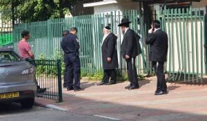 שטרים ב'אור ישראל', הבוקר