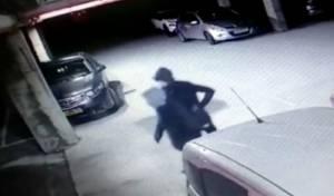 תיעוד: גנבו רכב עם שלט אוניברסלי ונעצרו