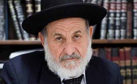 הרב בוארון - הגאון רבי ציון בוארון חיזק את עצורי 'הפלג'