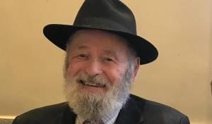 בוקר יום השואה: הניצול החרדי נפטר בשנתו