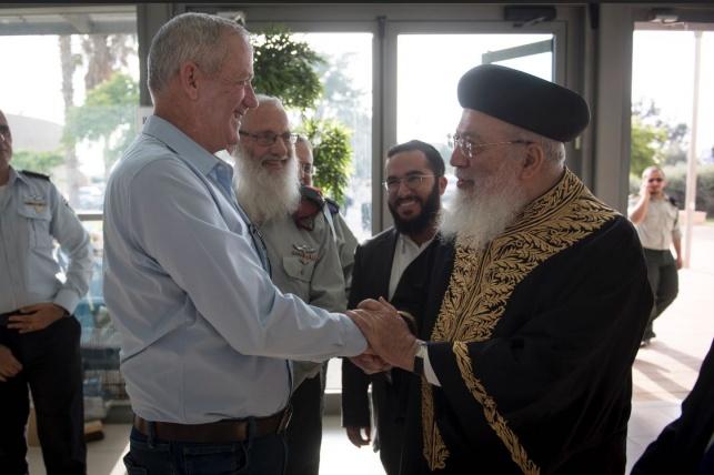 הרבנות הצבאית ערכה ערב לזכר הרב רונצקי