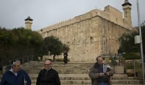 הפלסטינים מנסים להכריז על מערת המכפלה כאתר שלהם