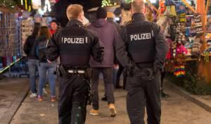 שוטרים בגרמניה