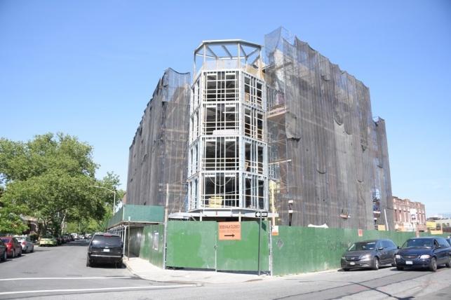 """בניין הת""""ת החדש"""