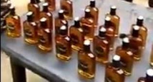 העביר כמויות אדירות של אלכוהול ונתפס • צפו