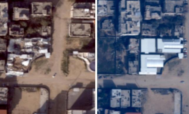 מטה הגדה, לפני ואחרי