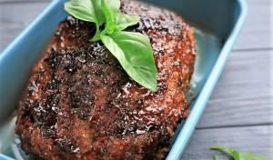 קלופס - קציץ בשר וקינואה