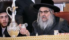 """נחשף: הרבי מסאטמר זיע""""א - נגד הפגנות"""