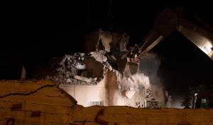"""תיעוד: כך הרסו לוחמי צה""""ל את בית המחבל"""
